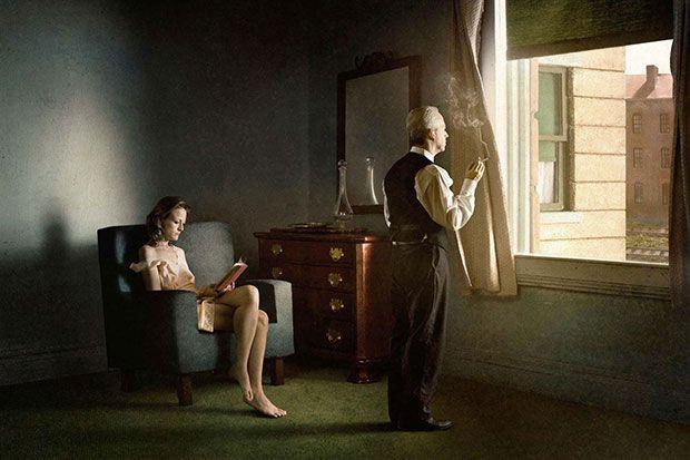 Edward Hopper #3 - An Interview with Richard Tuschman, the Photographer Behind 'Hopper Meditations'