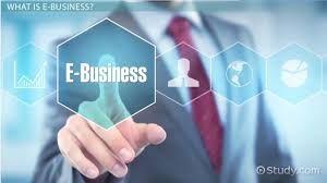 Negocio electrónico o e-business, (acrónimo del idioma inglés electronic y business), se refiere al conjunto de actividades y prácticas de gestión empresariales resultantes de la incorporación a los negocios de las tecnologías de la información y la comunicación (TIC) generales y particularmente de Internet.