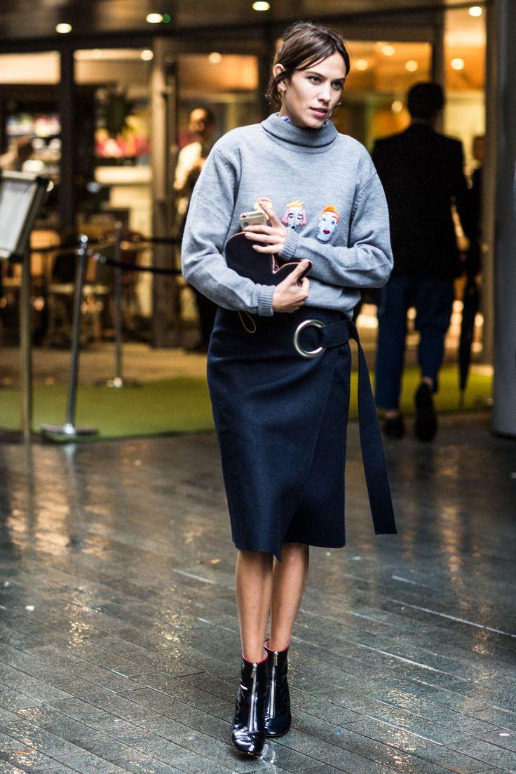 1000 Ideas About Street Style London On Pinterest