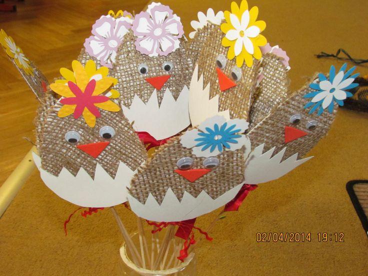 zápich vejce