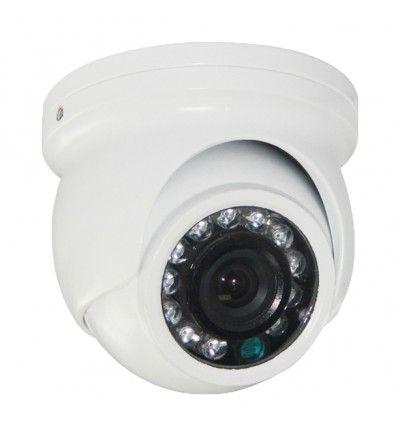 Caméra dôme miniature de surveillance infrarouge 10m