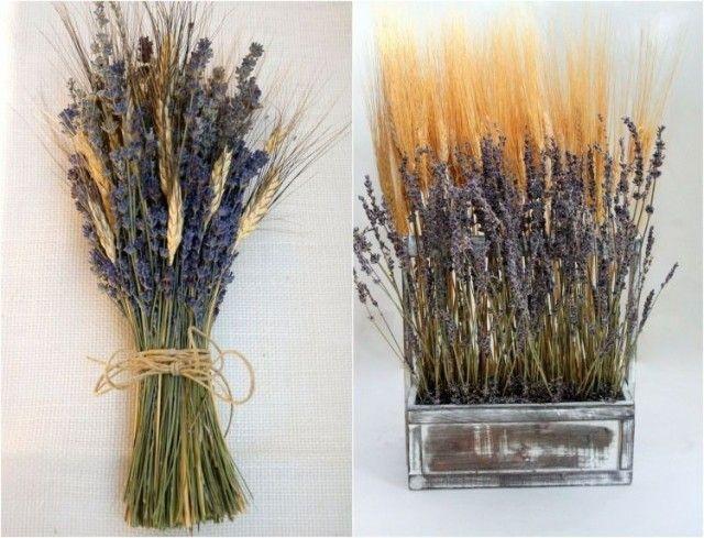 Lavande officinale - 55 décorations de table mariage jolies et parfumées
