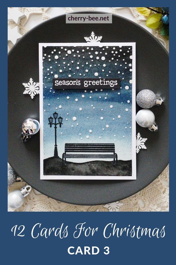 Handmade Christmas Card 12 Cards For Christmas 2018 Card 2