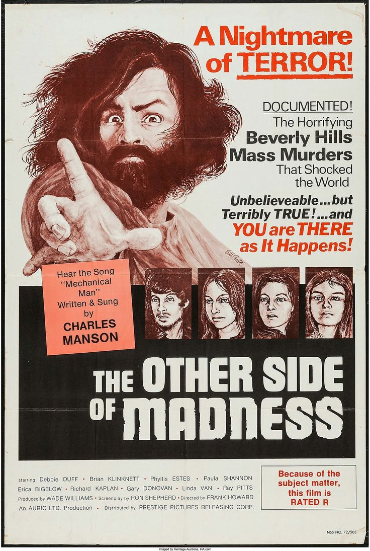 The Other Side of Madness (1971)