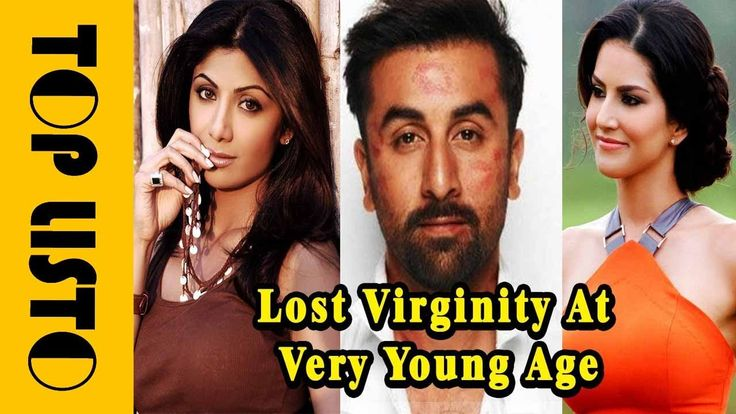 5 Bollywood Celebs Who Lost Their Virginity At Young AGE