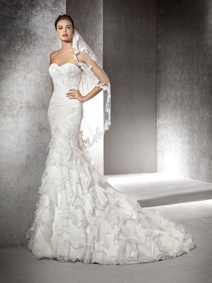 67 best Wedding dresses and Accessoires images on Pinterest ...