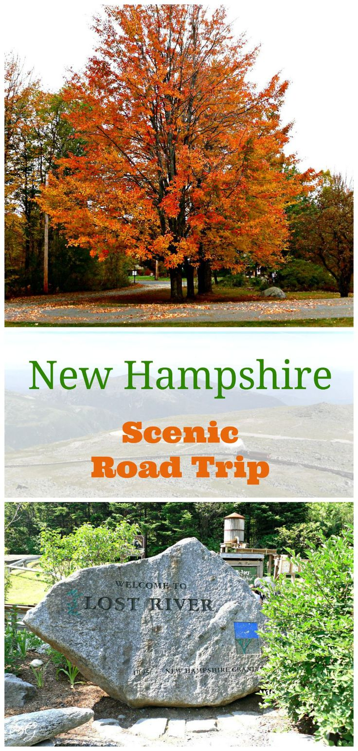 Autumn New Hampshire Scenic Drive. Take a drive through New Hampshire during fall foliage season and explore all of our favorite destinations!