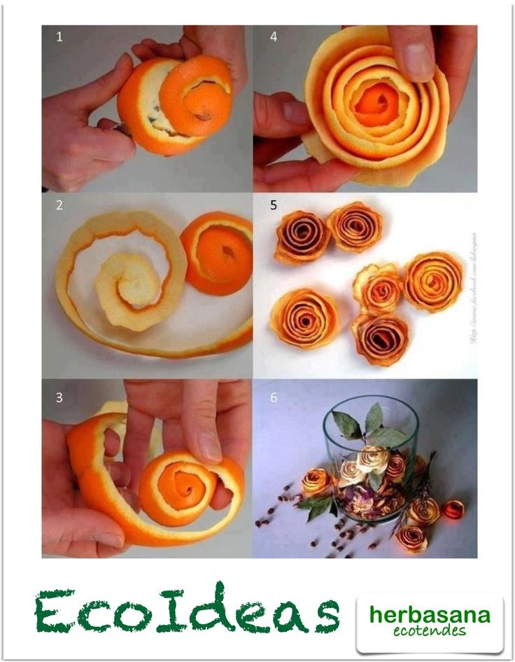 Flores de frutas
