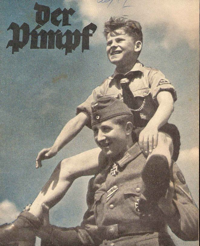 youth in nazi germany essay Nazi impact on education and youth my nazi youth essay most of the information and evidence surrounding youth policy in nazi germany suggests.