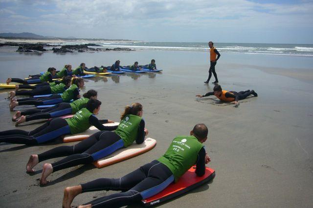 SCV promove empreendedorismo no turismo náutico   Beachcam Formação de surf em Viana