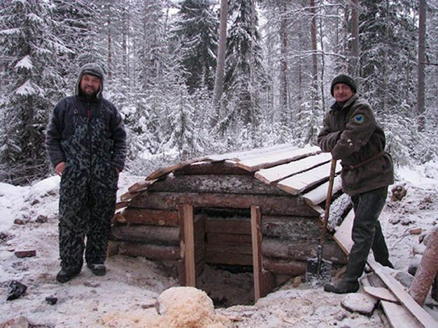 Build Your Own Emergency Shelter | Bushcraft Survival Skills: A Great Mindset for Resourcefulness and Preparation