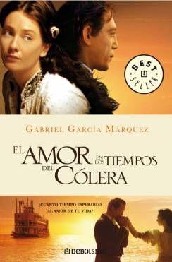 """EL LIBRO DEL DÍA: """"El amor en los tiempos del cólera"""", de Gabriel García Márquez.    ¿Has leído este libro? ¿Nos ayudas con tu voto y comentario a que más personas se hagan una idea del mismo en nuestra web? Entra en siguiente enlace y deja tu valoración: http://www.quelibroleo.com/el-amor-en-los-tiempos-del-colera ¡Muchas gracias! 14-2-2013"""