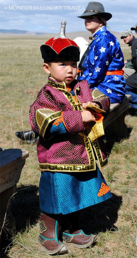 Child of Mongolia
