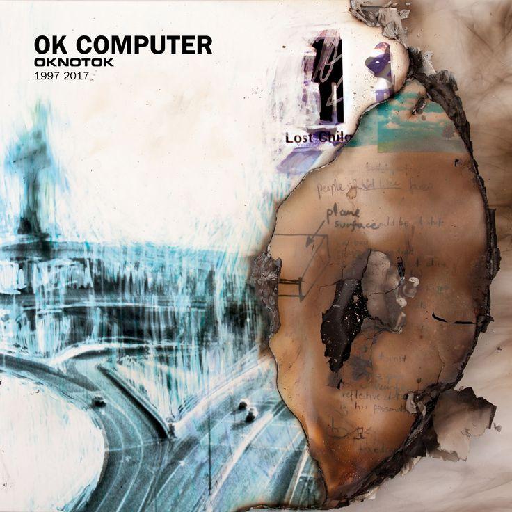 OK COMPUTER OKNOTOK 1997 2017 (Radiohead) album cover