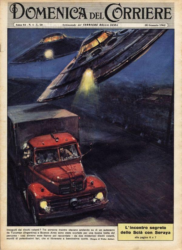 UFO - La Domenica del Corriere (1962)