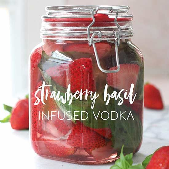Find your new favorite recipe for entertaining in this roundup of fruit infused with vodka. From pineapples foster to strawberry-infused vodka, these fruit desserts are perfect for your next summer party.