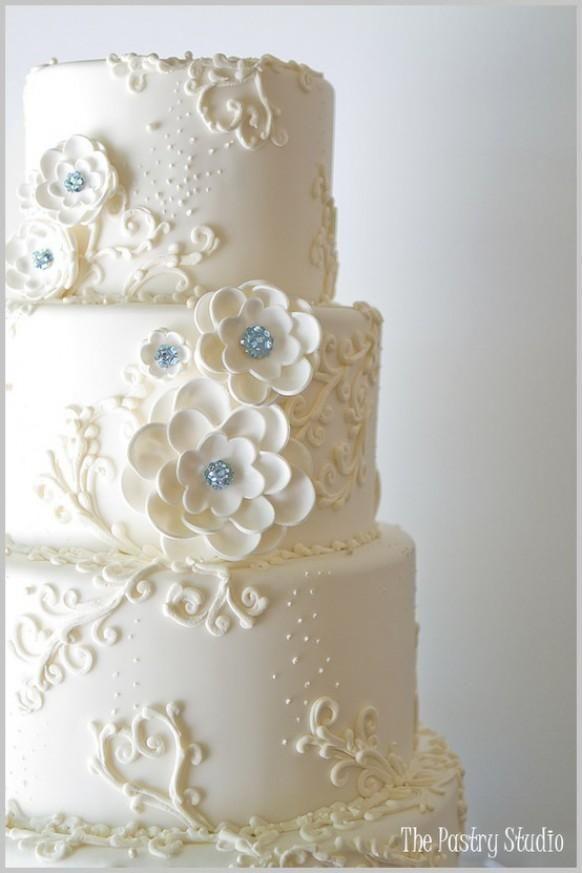 Special Wedding Cakes ♥ Yummy Wedding Cake #802662 - Weddbook
