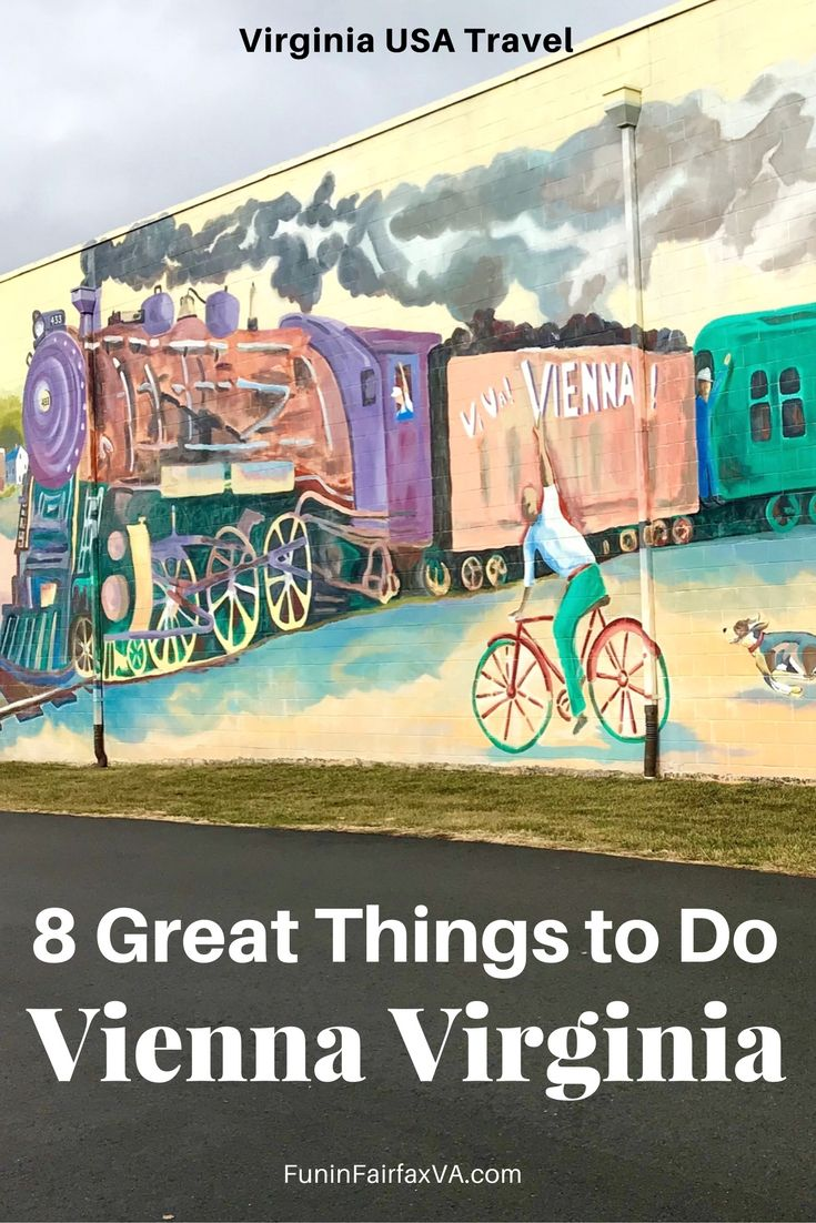 Virginia US travel. Washington DC region. Our favorite things to do in Vienna Virginia combine small town fun with nature, music, craft beer, local dining, and interesting history.  #Virginia #Washington DC #USA
