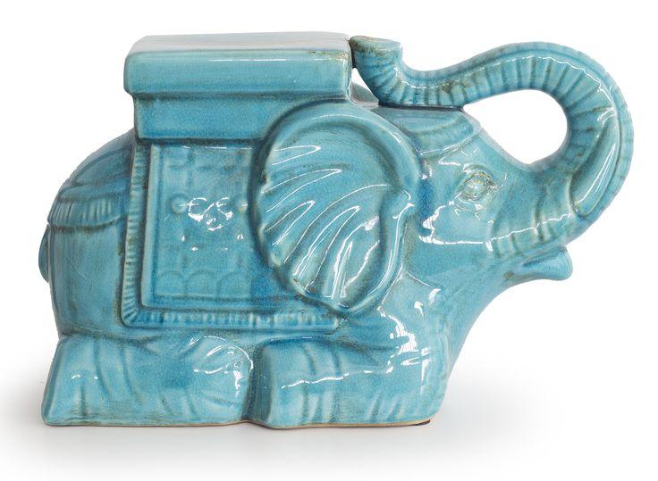 Κεραμικός Ελέφαντας http://www.lovedeco.gr/p.Keramikos-Elefantas.854503.html