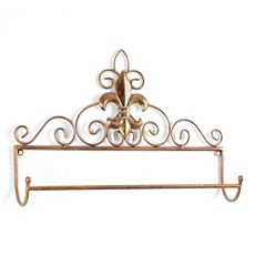 Fleur de lis towel bar at kirkland 39 s details of our new home pinterest towel bars towels - Fleur de lis towel bar ...