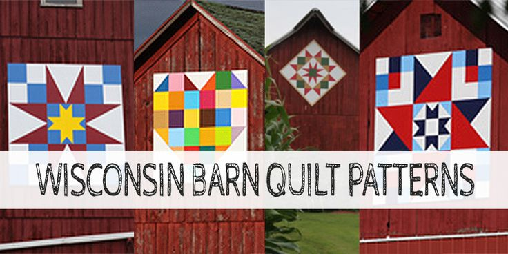 Quilt Patterns On Wisconsin Barns : 1000+ images about crafts on Pinterest Oatmeal soap, Plant troughs and Rustic floor lamps