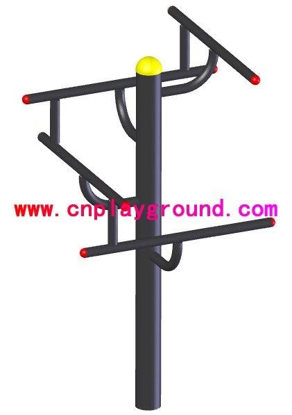 EN1176 outdoor fitness equipment / gym equipment