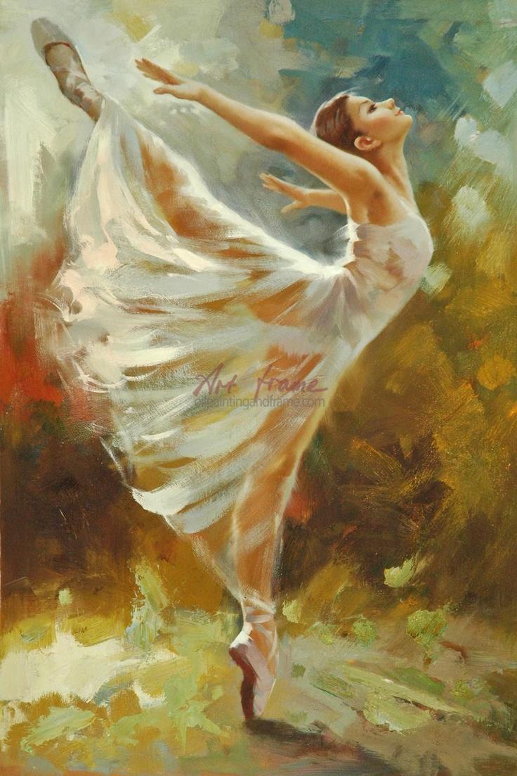 17 Best images about Ballerina artwork on Pinterest | Oil ...