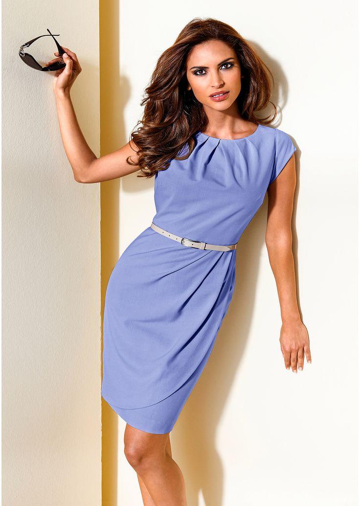 Sukienka Kobiece klasyczne kształty • 119.99 zł • Bon prix