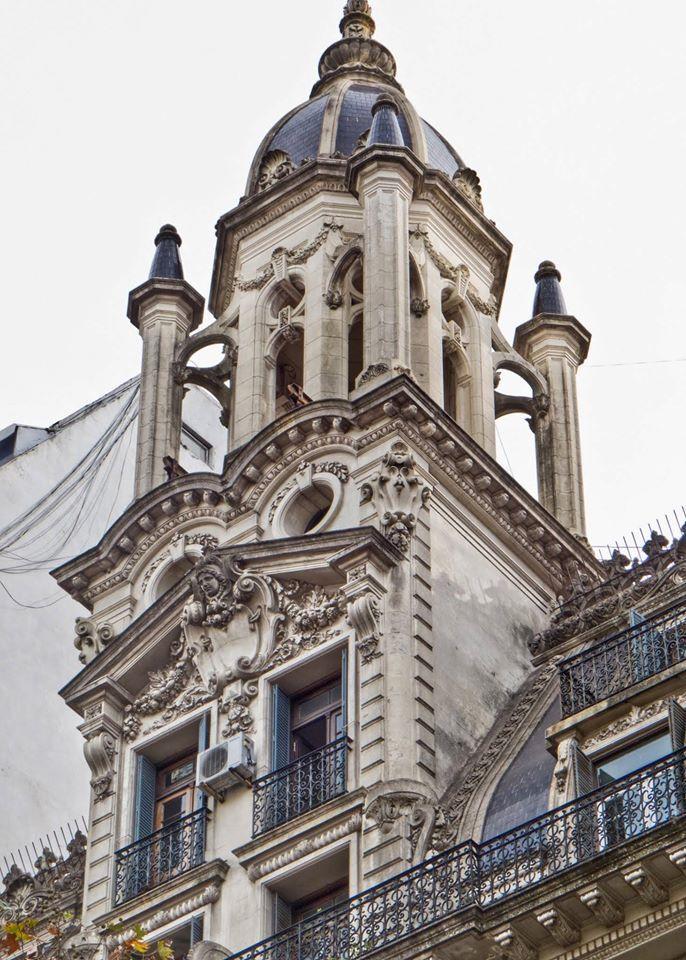Arquitectura Argentina , Federico Vicente Arquitecto