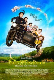 Nanny McPhee arrives to help a harried young mother who is trying to run the family farm while her husband is away at war, though she uses her magic to teach the woman's children and their two spoiled cousins five new lessons.