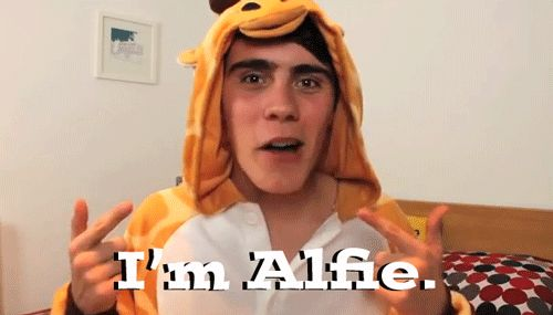 Alfie Deyes   - Owner of 2 books (Pointless Book and Pointless Book2) + Youtuber