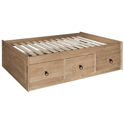 Home & Haus Frie Single Cabin Bed with Storage