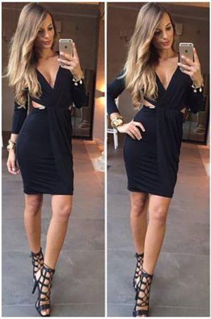 Jedinečné koktejlové šaty.95% polyamid, 5% elastán