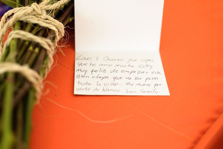 Una carta de Juan Camilo para Ana, historias hechas con amor
