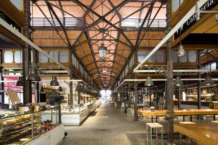 Mercado de San Fernando - Smaller off the beaten path food market - Madrid
