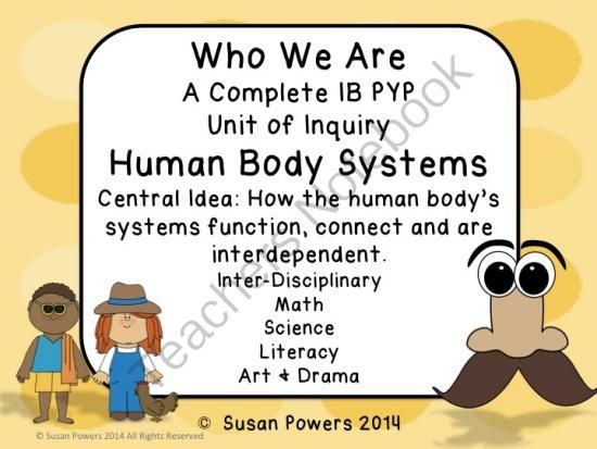 Human Body Interactive Science IB PYP Unit of Inquiry from Cool Teaching Tools on TeachersNotebook.com -  (92 pages)  - Flippables, foldables, 3d models, experiments, research, trans-disciplinary…….all in the name of inquiry based science. This 90 page,6 week,  IB PYP unit of inquiry is looking at the human body and how our organs and systems are interdependent, together w