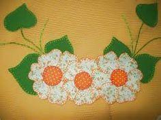 Resultado de imagen para desenhos de flores para patchwork