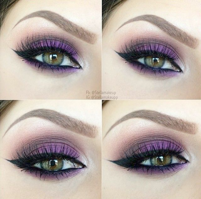 Ahhh - Smokey Eye Makeup Tutorial Images #great