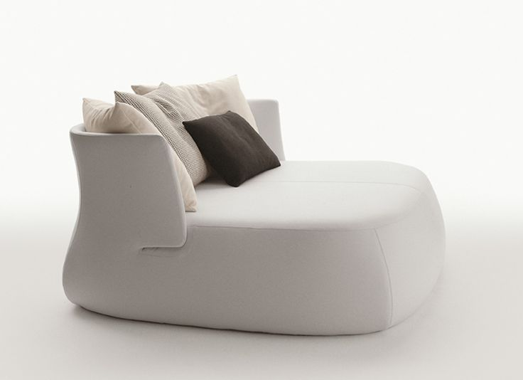 Fat Sofa By Patricia Urquiola For BeB Italia.