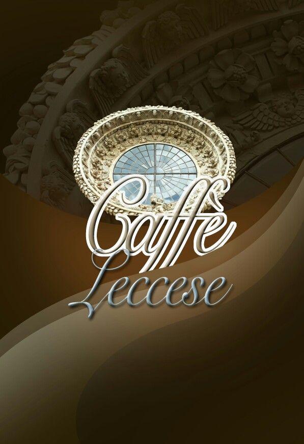 Caffe Leccese Scattaglia #caffeleccese #caffe #barocco #lecce #amarodileuca