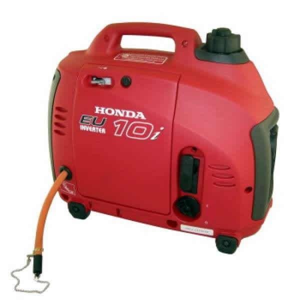 Honda EU10i LPG Inverter Generator