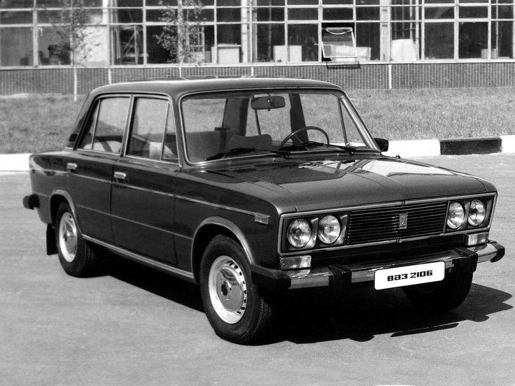 "ВАЗ 2106 ""Жигули"" Предсерийный '1974"