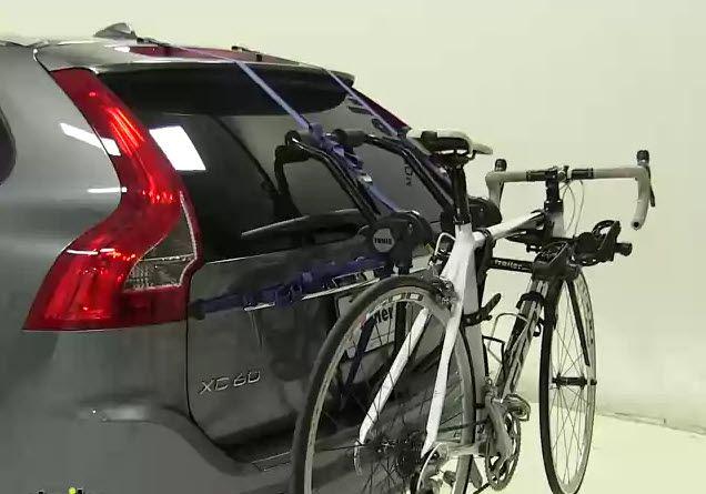 Bike Rack Tailgate Mount Xc60 Bike Rack Car Bike Rack Bike