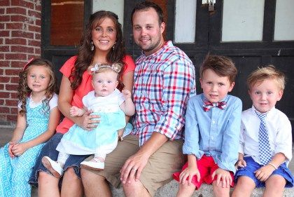 Josh and Anna Duggar Expecting Fifth Child !