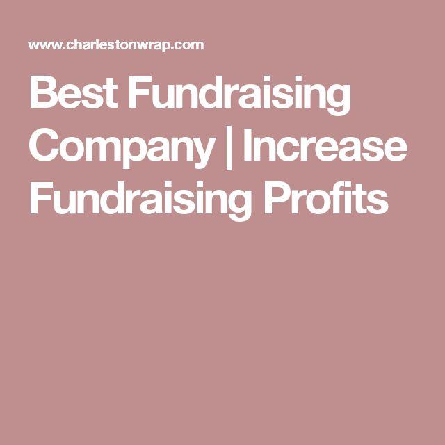 Best Fundraising Company | Increase Fundraising Profits