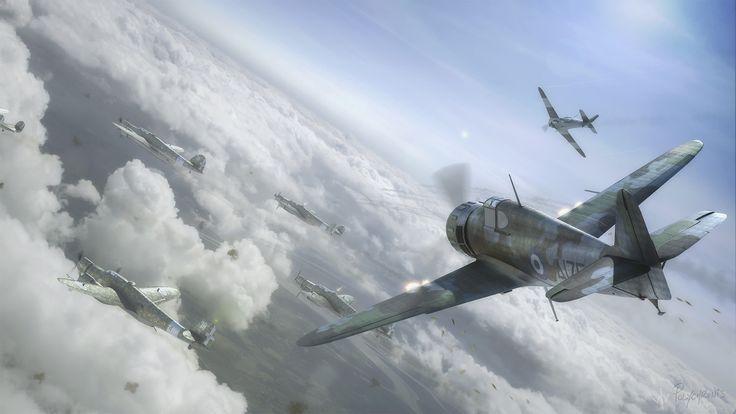 Aviation Art - Αναστάσιος Πολυχρόνης: \