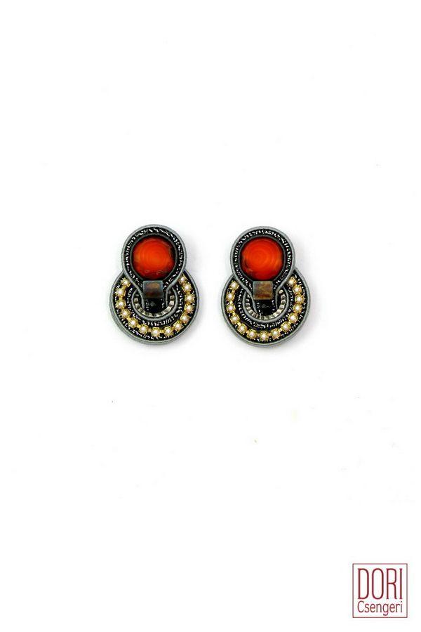 WIN-E051 , clip on earrings ,
