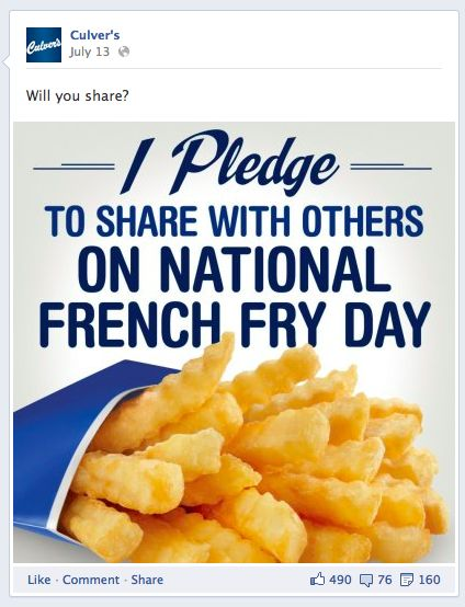 national french fry day - photo #18