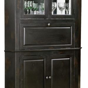 corner liquor cabinets furniture