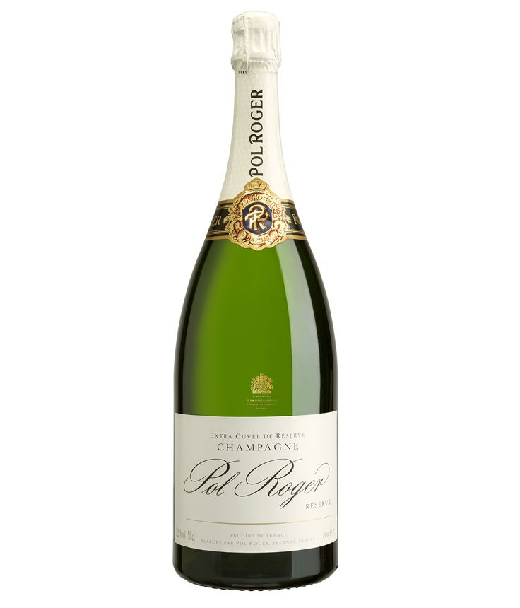 """Founded in 1849 by Pol Roger, this classic and elegant Champagne brand was Winston Churchill favourite drink """"In victory, deserve it. In defeat, need it"""". Delic"""